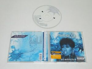 Missy-Elliott-E-So-Addictive-Elektra-THE-goldmind-7559-62639-2-Cd-Album