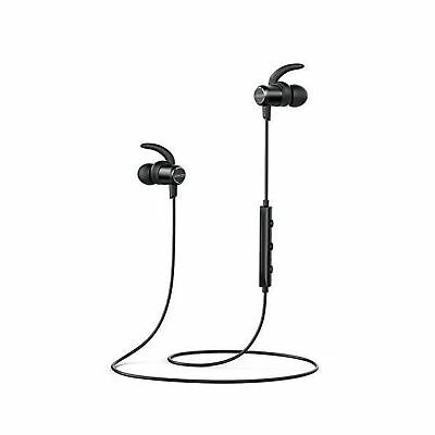 Wireless Leggero Cuffie Bluetooth Cuffie Slim Anker soundbuds IO xwI1TnYnq5