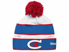 7c4ef13efca8b2 item 5 Official NHL 2016 Winter Classic Montreal Canadiens Goalie Knit  Beanie Hat NWT -Official NHL 2016 Winter Classic Montreal Canadiens Goalie  Knit ...