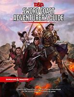 Dungeon & Dragons D&d 5th Edition Sword Coast Adventurer's Guide