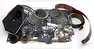 Image Is Loading Ford Ranger A4LD Transmission Deluxe Rebuild Kit W