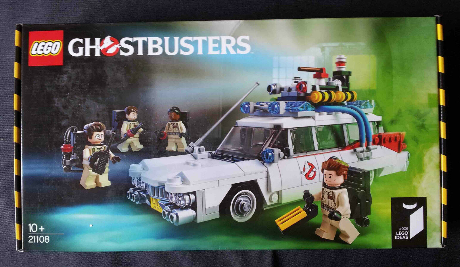 LEGO IDEAS 21108 - GHOSTBUSTERS ECTO-1  NUEVO SELLADO / NEW SEALED