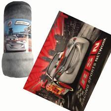150 x 100cm Disney / Character Children's Fleece Blanket - Pixar Cars