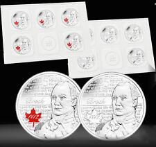 2012  Isaac Brock 25 Cent Circulation 10-Pack, Series