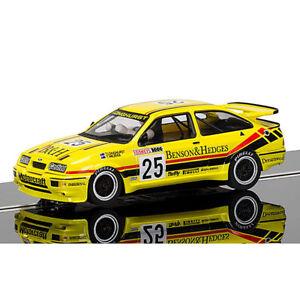 Scalextric-Slot-Car-C3868-Ford-Sierra-RS500-Bathurst-1988