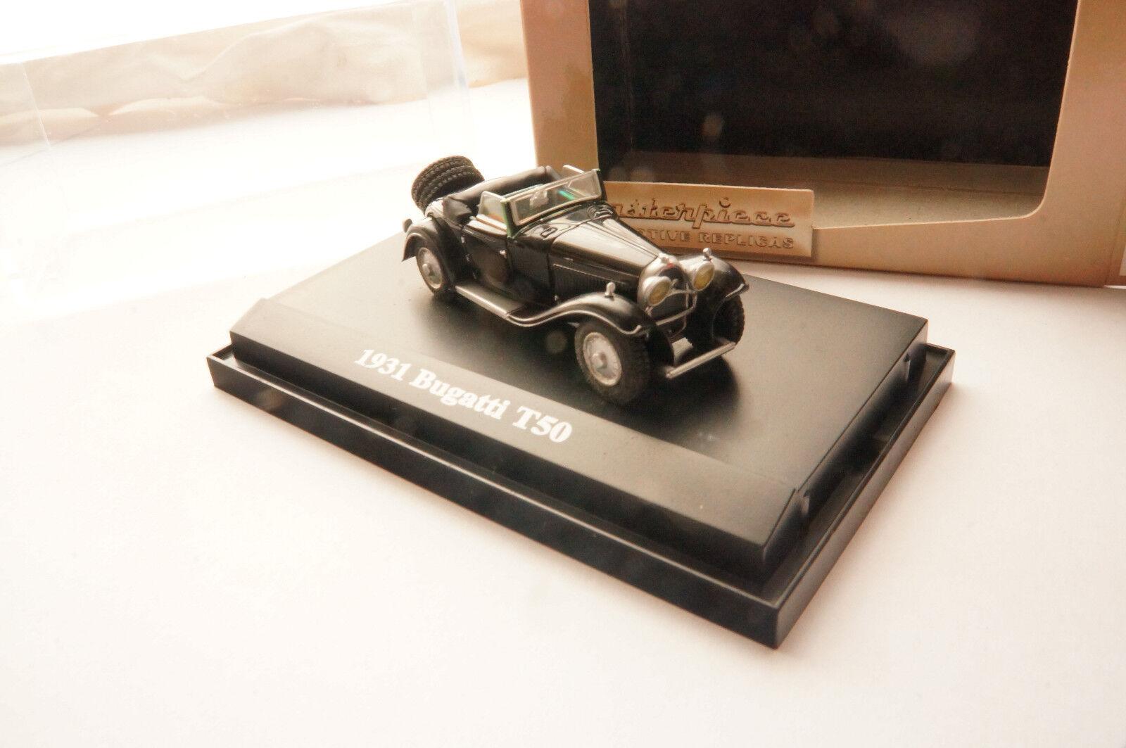 Masterpiece Bugatti T55 1 87 rare NIB