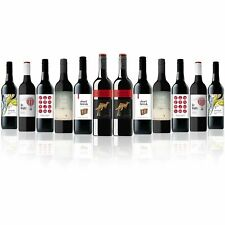 Mix Red Wine feat. Yellow Tail Cabernet Sauvignon 12 Bottles