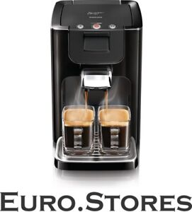 Details About Philips Senseo Quadrante Hd7865 60 Coffee Machine With Coffee Boost Black