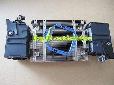 HP DL360p Gen8 V2 Heatsink 734040-001, 667882-001 Fan