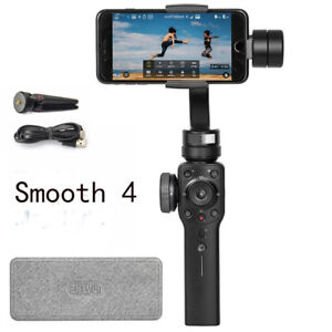 Zhiyun Smooth 4 3-Axis Handheld Gimbal Stabilizer For iPhone X / XS / XS Max /XR