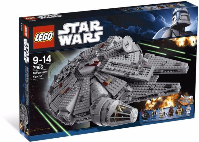 LEGO 7965 STAR WARS MILLENNIUM FALCON
