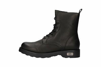Cult Scarpe Uomo Anfibi Boots CLE104210 Nero AI19-20