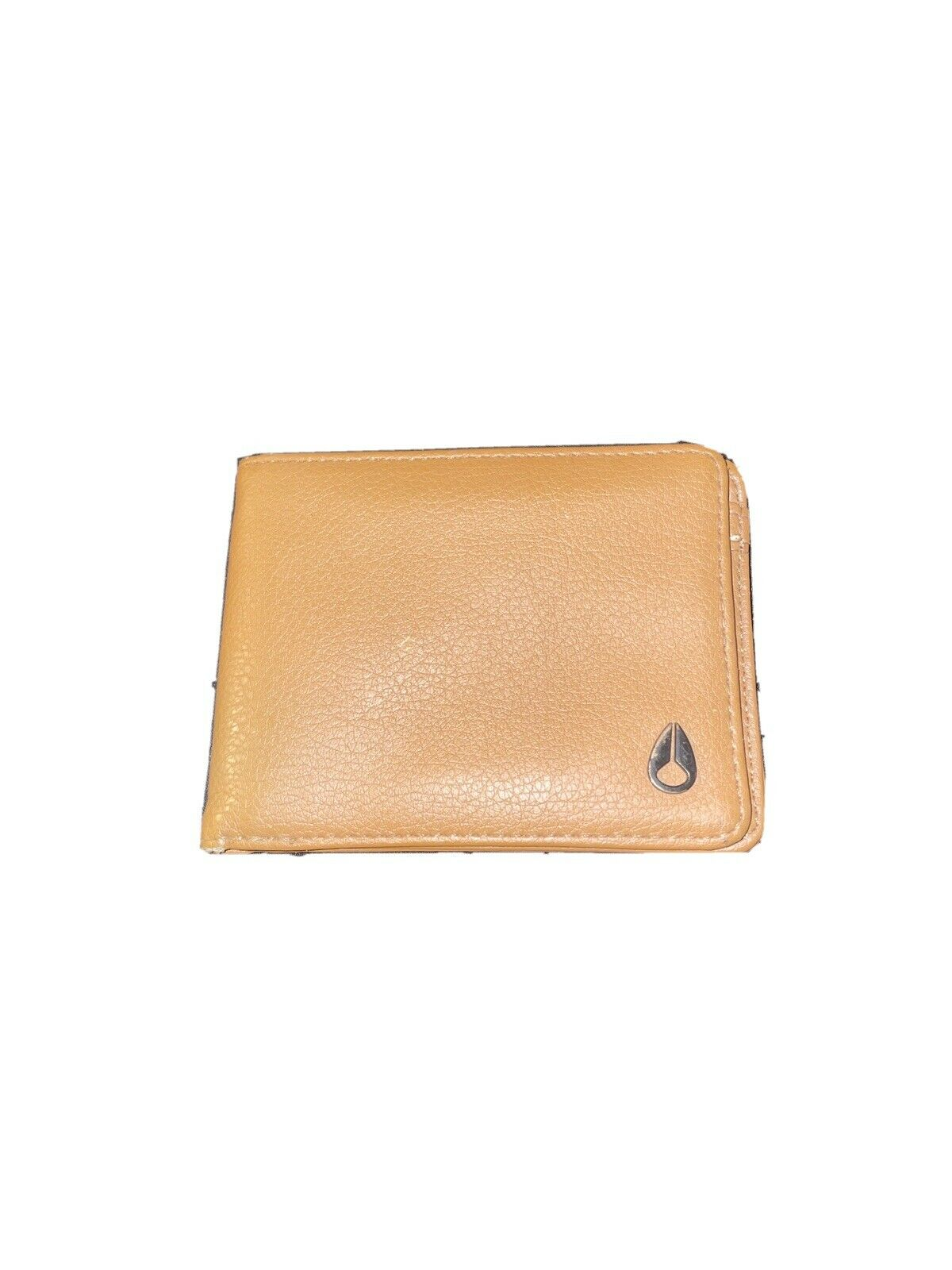 Nixon Pass Leather Coin Wallet | Saddle