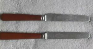 Vintage-Butter-Knives-Cutlery-Sheffield-Stainless-Steel