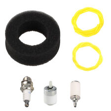 Air Filter Spark Plug Fuel Line For Troy Bilt Tb10cs Tb20cs Tb20ds Tb65ss Tb70ss