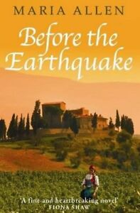 Very-Good-1906994048-Paperback-Before-the-Earthquake-Maria-Allen