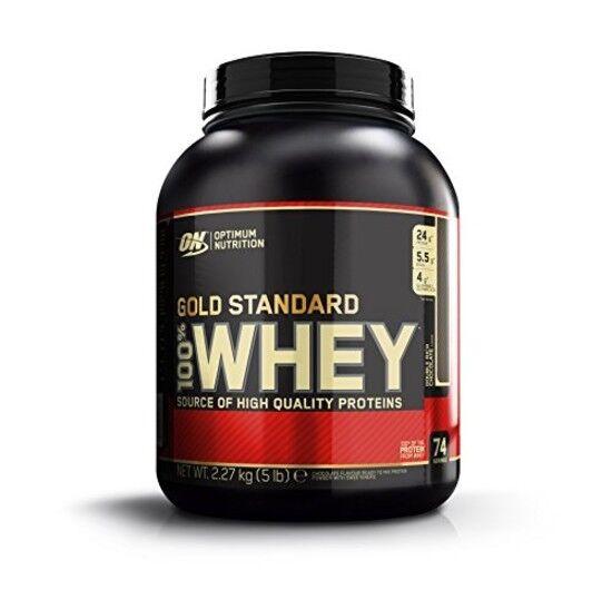 Optimum Nutrition Whey Gold Standard Protein Double Rich Chocolate, 2,27kg Work
