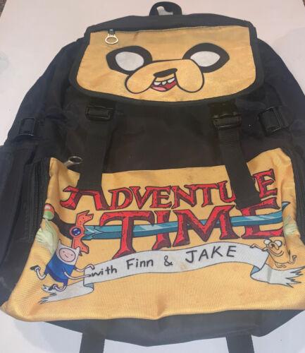 Adventure time Cartoon Network Jake The Dog Backpa