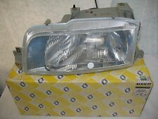 NEW GENUINE RENAULT 21 MK2 HEADLAMP UNIT LH 7/89-01/94 LEFT HEAD LAMP LIGHT