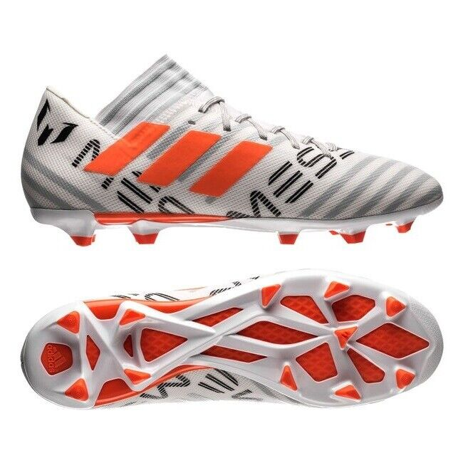Adidas Nemeziz Messi 17.3 Fg 40-45 Zapatos de Fútbol Rasenplatz Firm Ground