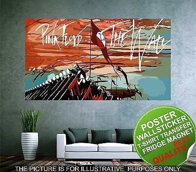 Pink Floyd THE WALL - Poster/Fridge Magnet/Tshirt/WallSticker 01417