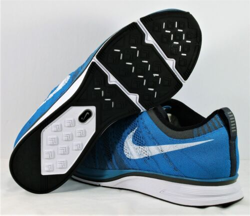 Nike 532984 Nuevo Sz Neo 410 Hombres 5 Turquoise Trainer White 12 para 10 mujer Flyknit rqOf7Axrw