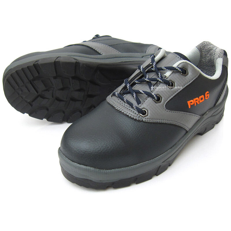 Men Chef shoes Safety Work Steel Toe Cap work oil resistant Non-Slip Navy color