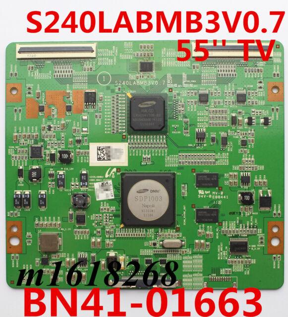 Original FOR Samsung LA40C530F1R Mother board BN41-01490B BN41-01377A T400HW03