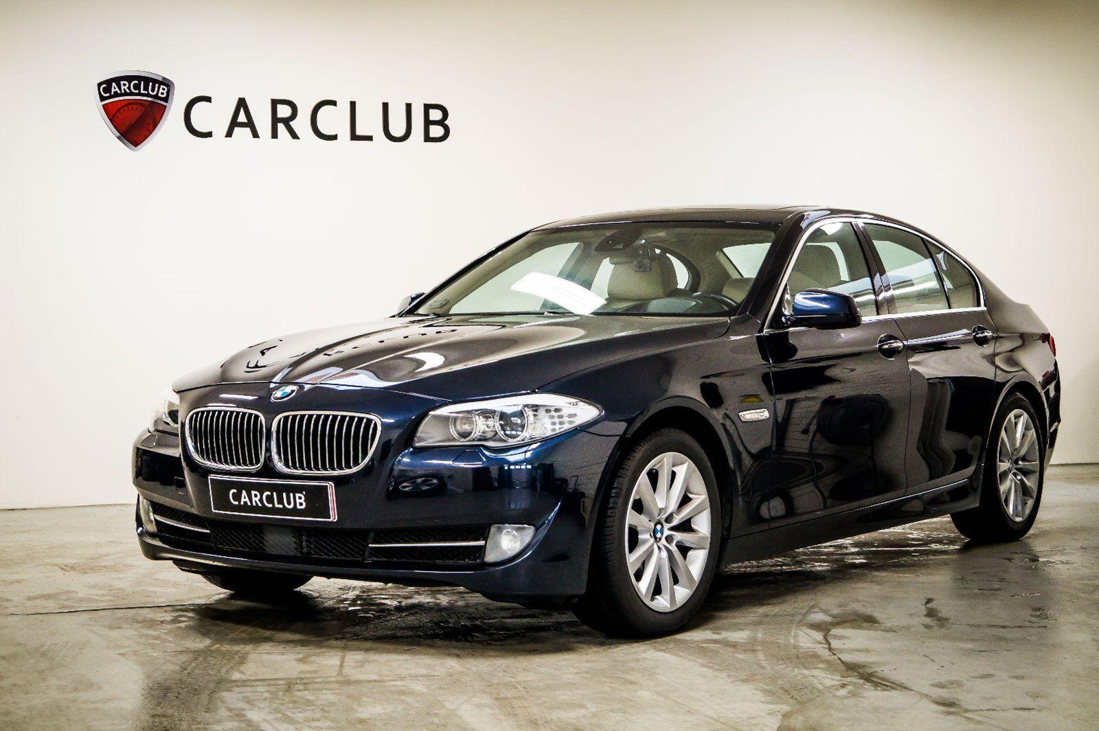 BMW 535i 3,0 aut. 4d - 379.900 kr.