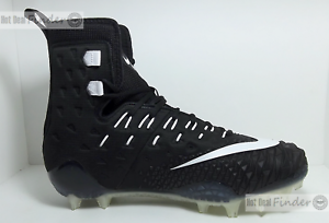 NEW = NIKE FORCE SAVAGE ELITE TD = SIZE 11 = NEW MEN'S FOOTBALL CLEATS 857063-011 63951e