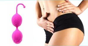 Femme Femelle Vaginale Resserrement Silicone Kegel Exercice Boules Pour Pelvique Ebay