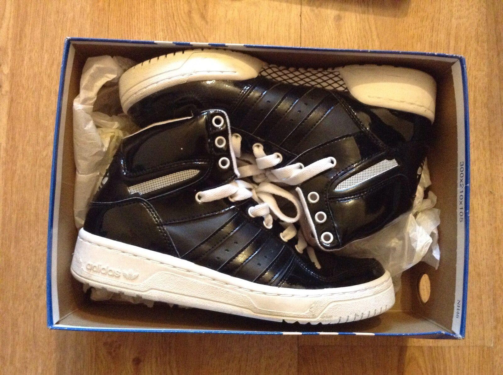 Nuevo Adidas Originals Hard Court Hi I Para Hombre formadores Talla  5