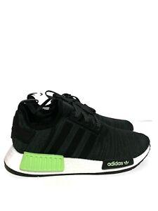 nmd r1 black green The Adidas Sports