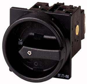 Moeller-Einbau-Haupt-Schalter-T0-1-8200-EA-SVB-SW-NEU-OVP-Hauptschalter