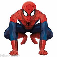 "36 ""DELUXE MARVEL SPIDER-MAN SUPEREROI partito Airwalker Foil SUPERSHAPE numero di riferimento"