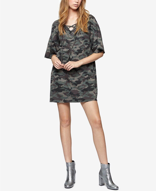 NWT Women's Sanctuary Mariska Sweatshirt Dress, Small Small Small 3159e7