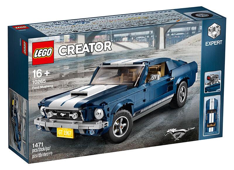LEGO Creator Ford  Mustang 10265 LEGO  plus vendu