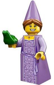 LEGO-Minifigures-Series-12-Fairytale-Princess-Minifig-suit-castle-set