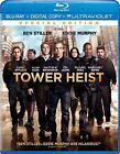 Tower Heist 0025192076633 Blu-ray Region a