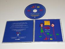 SIA Day Too Soon RARE 2 Trk U.S. DJ PROMO CD Single 2007 Radio Edit/LP Versions