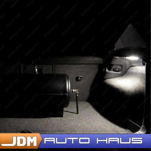 6x White Interior LED Lights Package Kit for 2007-2011 Toyota Yaris Sedan