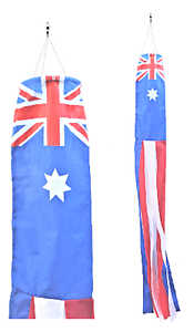 Australia-Flag-Nylon-5-039-Windsock