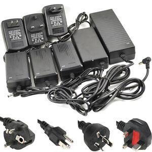 AC100-240V-To-DC12V-2-3-5-6-8-10A-Power-Supply-Adapter-Transformer-LED-Strip-CA