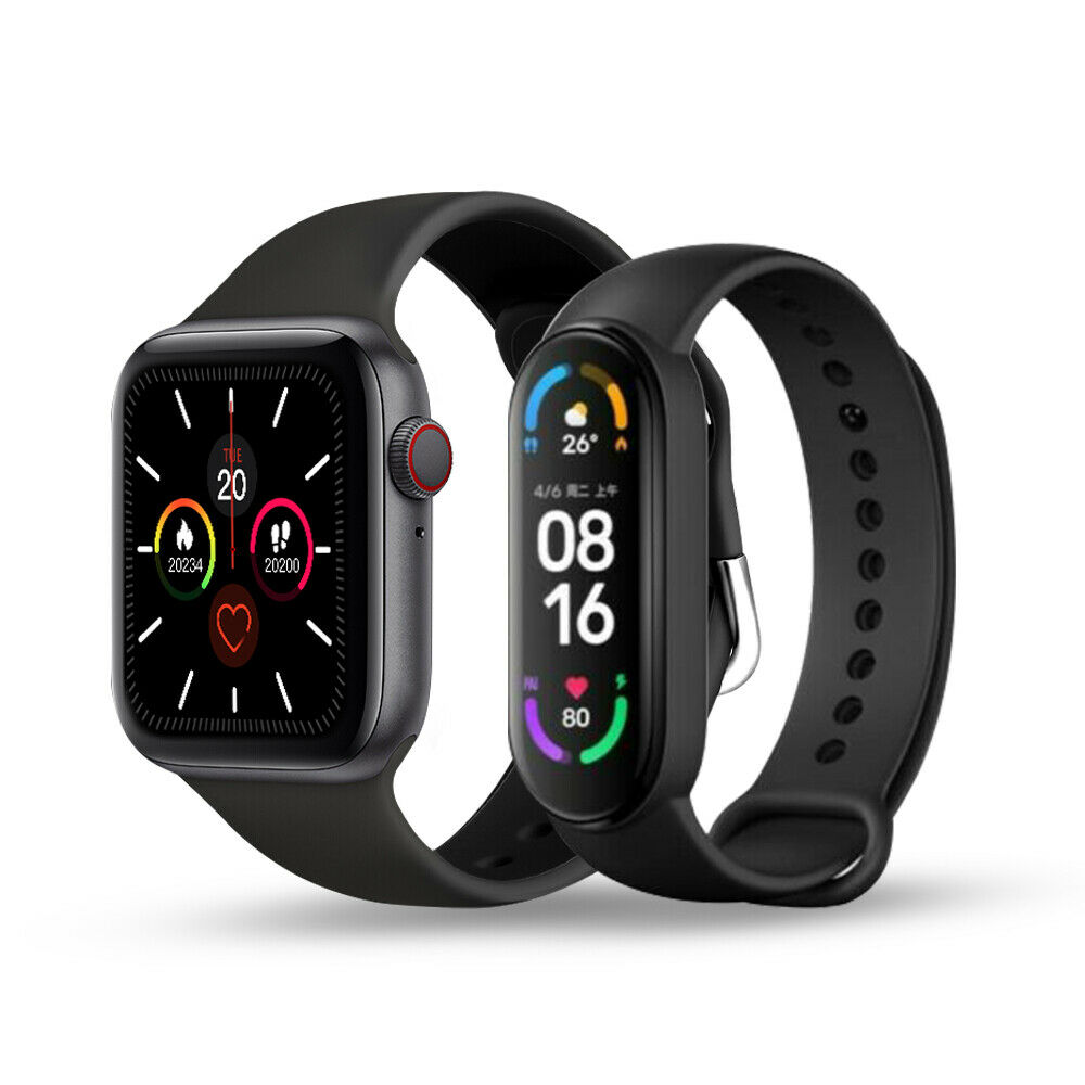 Xiaomi Mi Band 6 Smartwatch Bluetooth Heart Rate Sports Fitness Tracker Air Pro air band bluetooth fitness heart rate smartwatch sports tracker xiaomi