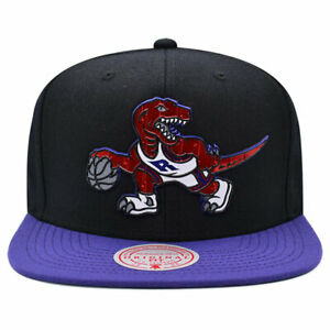 classic styles ever popular the sale of shoes Toronto Raptors NBA TUFF WELD Snapback Mitchell & Ness Hat - Black ...