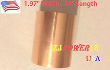 5cm X 1meter Double Side Conductive Copper Foil Emi Shield Tape Adhesive