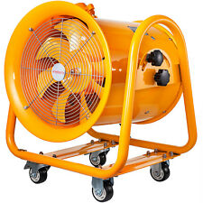16 Atex Portable Ventilator Axial Fan Blower Metal Extractor Industrial