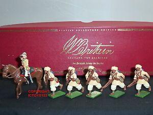 Britains 00135 L'armée britannique en Inde possède son propre corps de guides, un soldat en jouet fixé 50242001358