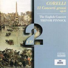 Trevor Pinnock, A. Corelli - Concerti Grossi [New CD]