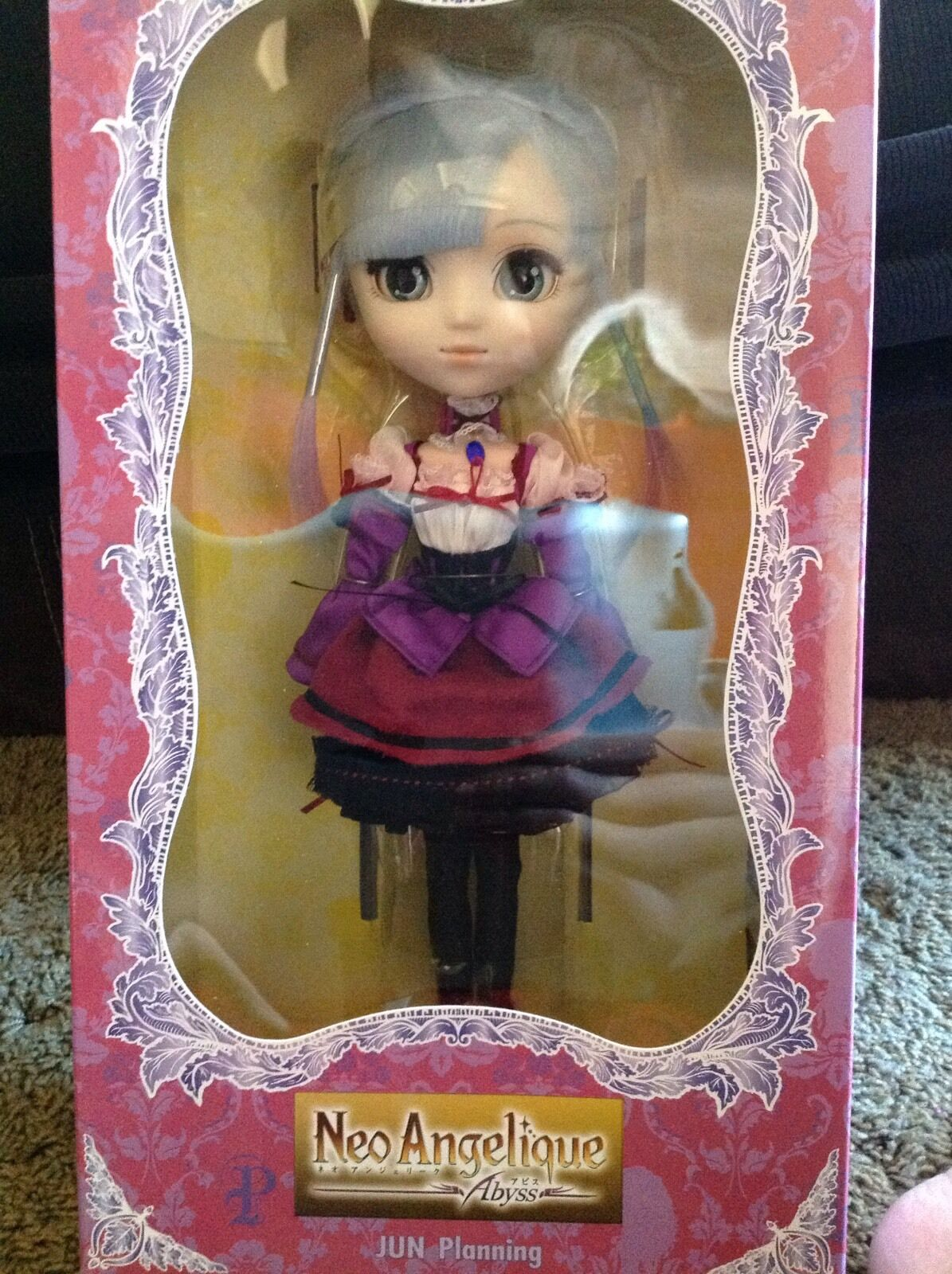 New Pullip Neo Angelique P-000 Groove Mode Doll